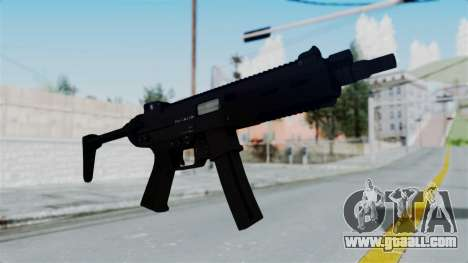 GTA 5 SMG for GTA San Andreas