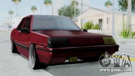 Proton Iswara 1985 Advanced for GTA San Andreas