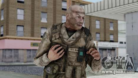 Crysis 2 US Soldier FaceB2 Bodygroup A for GTA San Andreas