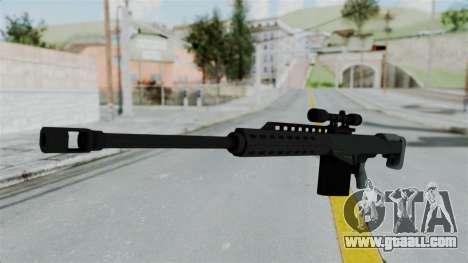 GTA 5 Heavy Sniper (M82 Barret) for GTA San Andreas second screenshot