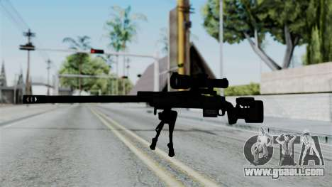 TAC-300 Sniper Rifle for GTA San Andreas