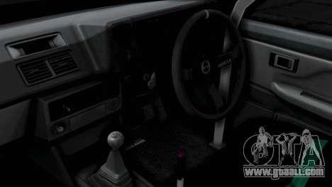 Toyota AE86 Trueno Hella for GTA San Andreas right view