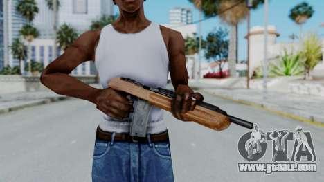 M1 Enforcer for GTA San Andreas third screenshot