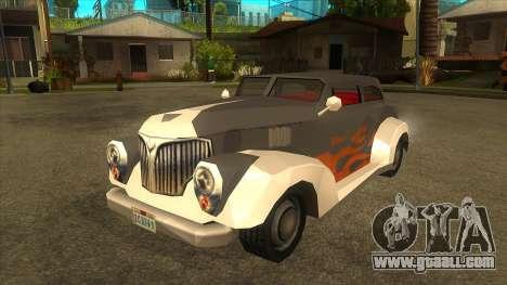 GTA LCS Thunder-Rodd for GTA San Andreas