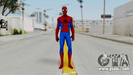 Marvel Future Fight Spider Man Classic v2 for GTA San Andreas second screenshot