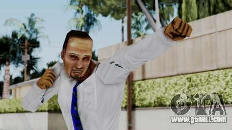 CS 1.6 Hostage B for GTA San Andreas