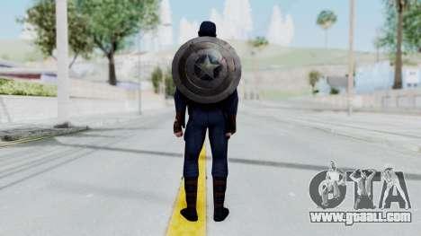 Marvel Future Fight - Captain America for GTA San Andreas third screenshot