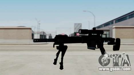 McMillan CS5 for GTA San Andreas