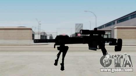 McMillan CS5 for GTA San Andreas