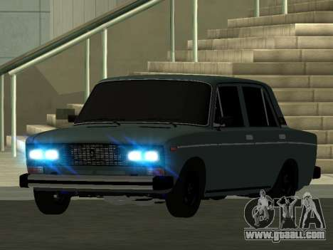 VAZ 2106 BPAN for GTA San Andreas