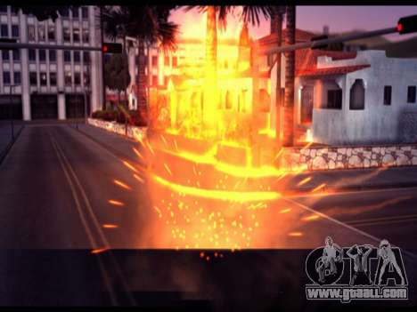 Good Effects for GTA San Andreas third screenshot