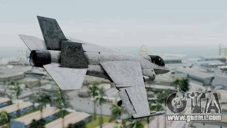 Mammoth Hydra v2 for GTA San Andreas left view