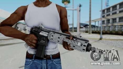 GTA 5 Carbine Rifle for GTA San Andreas
