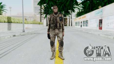Crysis 2 US Soldier 6 Bodygroup A for GTA San Andreas second screenshot