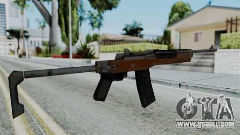 G36C for GTA San Andreas second screenshot