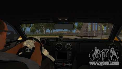GTA 5 Truffade Adder for GTA San Andreas inner view