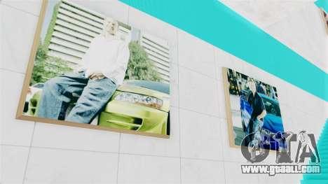 SF Paul Walker of Always Evolving Car for GTA San Andreas second screenshot