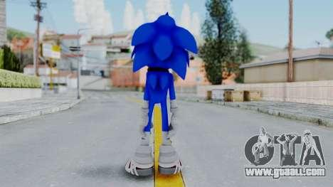 Sonic Boom for GTA San Andreas third screenshot