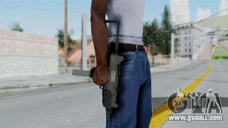 GTA 5 Micro SMG for GTA San Andreas third screenshot