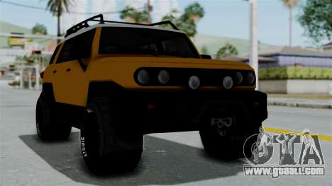 GTA 5 Karin Beejay XL Offroad for GTA San Andreas
