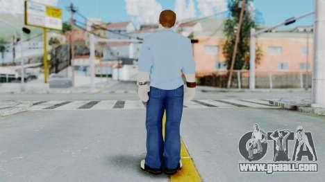 Bully Insanity Edition - John for GTA San Andreas third screenshot