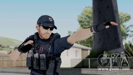Interventna Jedinica Policije for GTA San Andreas
