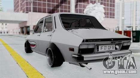 Dacia 1300 Shark (GFB V4) for GTA San Andreas left view