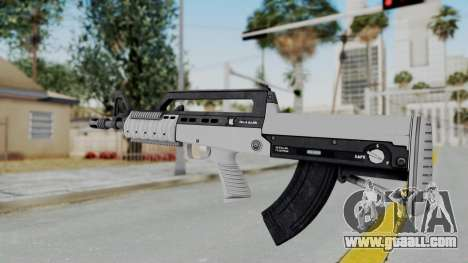 GTA 5 Bullpup Rifle - Misterix 4 Weapons for GTA San Andreas second screenshot