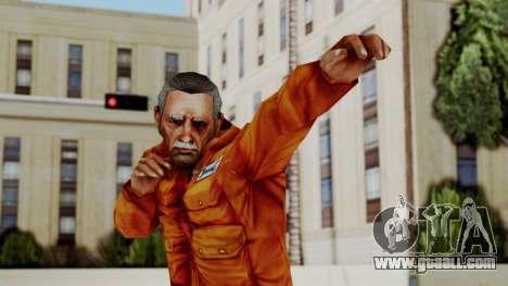 CS 1.6 Hostage 02 for GTA San Andreas