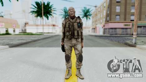 Crysis 2 US Soldier FaceB2 Bodygroup A for GTA San Andreas second screenshot