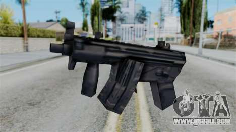Vice City Beta MP5-K for GTA San Andreas