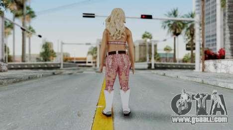 WWE Natalya for GTA San Andreas third screenshot