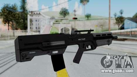GTA 5 Advanced Rifle - Misterix 4 Weapons for GTA San Andreas second screenshot