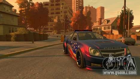 Albany Police Stinger for GTA 4