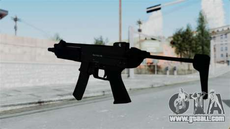 GTA 5 SMG for GTA San Andreas second screenshot