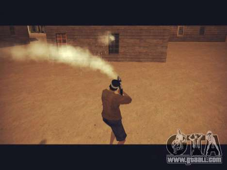 Good Effects for GTA San Andreas