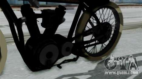 Indian 1907 for GTA San Andreas right view