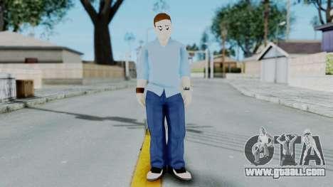 Bully Insanity Edition - John for GTA San Andreas second screenshot