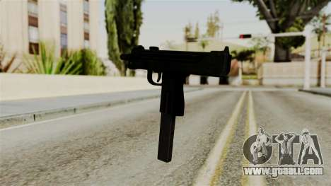 MAC-10 for GTA San Andreas third screenshot