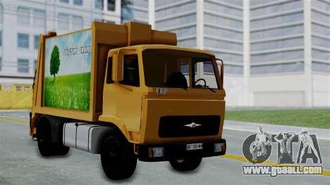 FAP Đubretarski Truck for GTA San Andreas