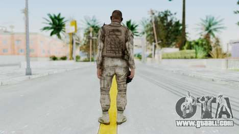 Crysis 2 US Soldier 6 Bodygroup A for GTA San Andreas third screenshot