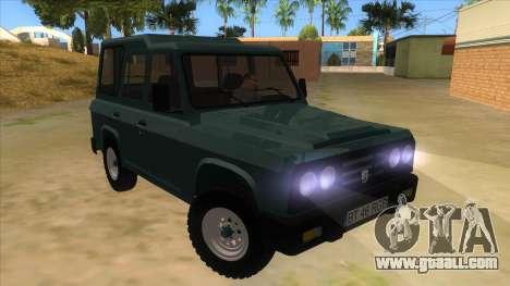 Aro 246 (1996) for GTA San Andreas back view