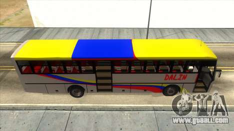 Dalin Ordinary for GTA San Andreas back view