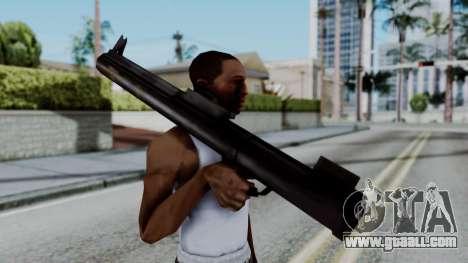 GTA 3 Rocket Launcher for GTA San Andreas third screenshot