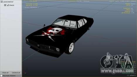 Death Proof Stallion for GTA 5