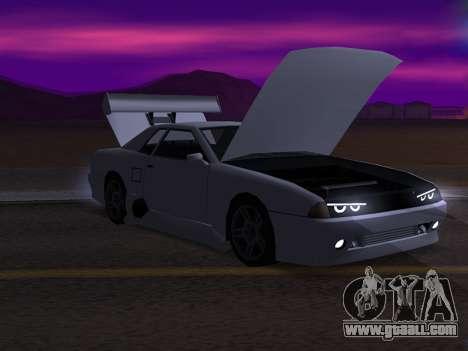 Elegy Evolution for GTA San Andreas