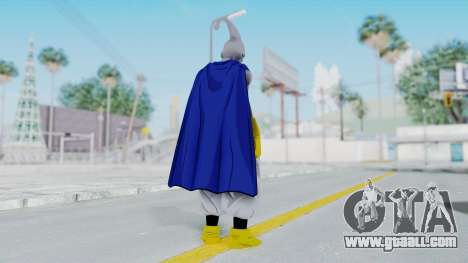 DBZBT3 - Buu Evil for GTA San Andreas third screenshot
