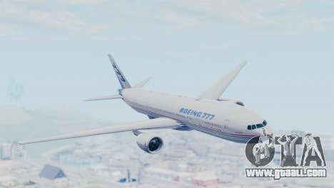 Boeing 777-200 Prototype for GTA San Andreas