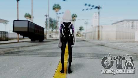 Marvel Future Fight Spider Gwen v2 for GTA San Andreas third screenshot
