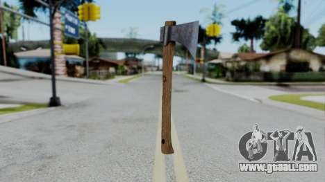 No More Room in Hell - Hatchet for GTA San Andreas